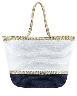 Monsoon Binky Cotton Rope Bag