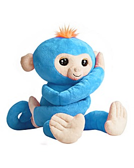 Fingerlings Hugs Monkey Blue