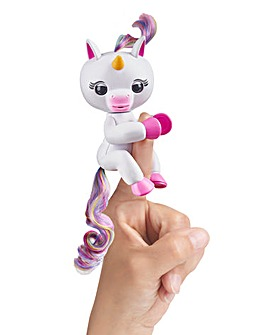 Fingerlings Unicorn White