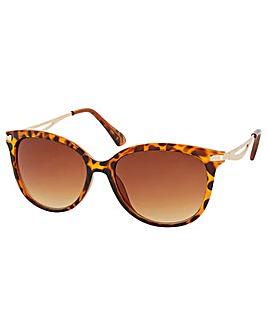 Accessorize Twisted Arm Sunglasses