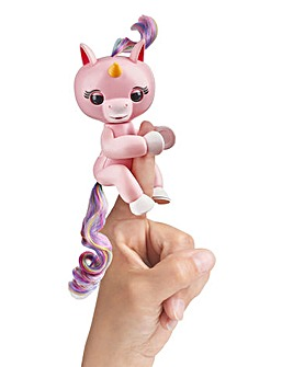 Fingerlings Unicorn Pink