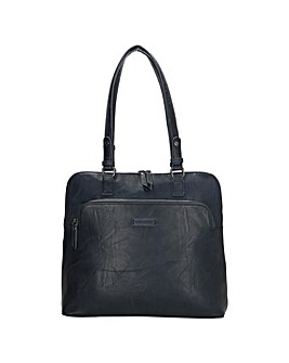 Enrico Benetti Caen Large Faux Leather Tablet Workbag
