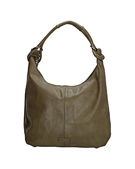 Enrico Benetti Lily Single Handle Faux Leather Shoulderbag