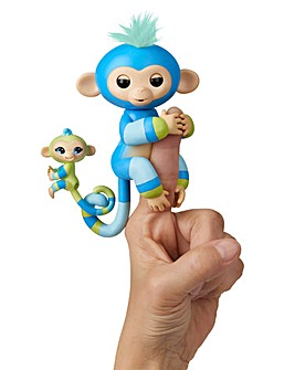 Big Monkey & Matching Baby Billie