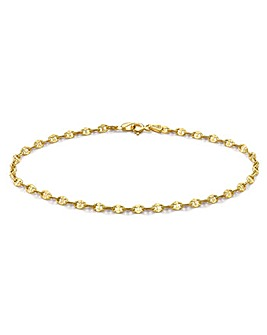 9Ct Gold Fancy Bracelet
