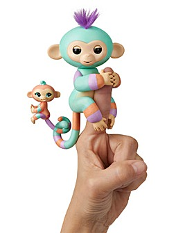 Big Monkey & Matching Baby Danny