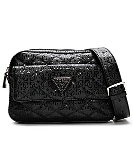 Guess Astrid Quilted Logo Cross-Body Bag