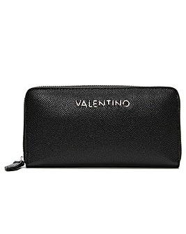 Mario Valentino Divina Zip Around Wallet