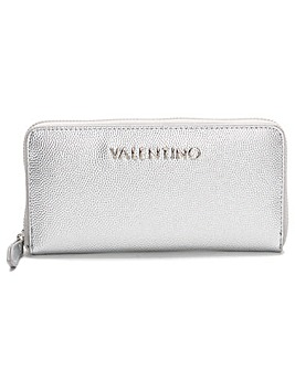 Valentino By Mario Valentino Divina Zip Around Wallet