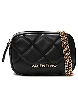 Valentino By Mario Valentino Ocarina Quilted Chain Strap Belt Bag