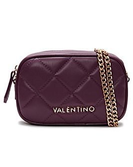 Mario Valentino Ocarina Quilted Belt Bag