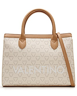 Valentino By Mario Valentino Liuto Logo Motif Shoulder Bag