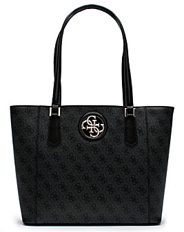 Guess Open Road Repeat Logo Tote Bag