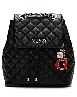 Guess Melise Quilted Backpack