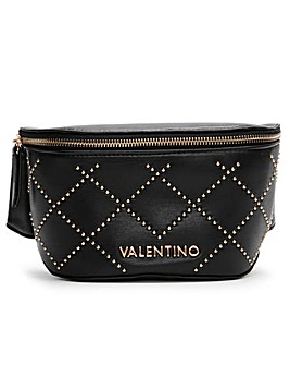 Valentino By Mario Valentino Mandolino Studded Belt Bag