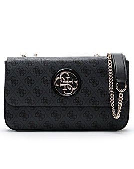 Guess Open Road Repeat Logo Cross-Body