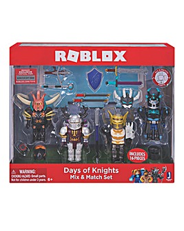 Roblox Build a Figure Days of Knights