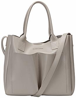Claudia Canova Megan Xl Twin Strap Grab Bag