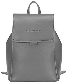 Claudia Canova Dottie Mini Matte Backpack