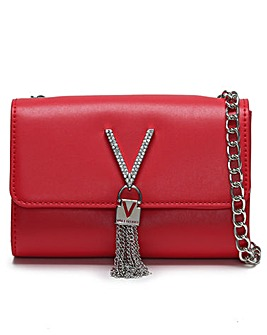Valentino By Mario Valentino Ranma Diamante Embellished Shoulder Bag