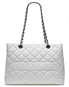 Mario Valentino Large Licia Quilted Tote