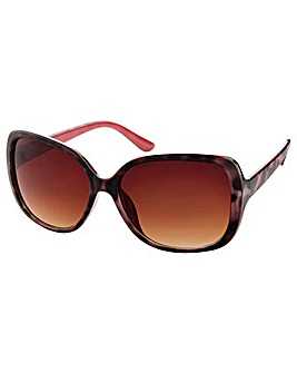 Accessorize Saskia Square Sunglasses