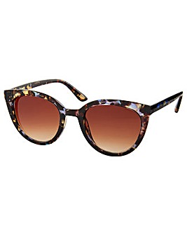Accessorize Courtney Cateye Sunglasses