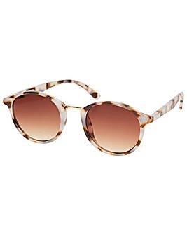 Accessorize Pippa Metal Sunglasses