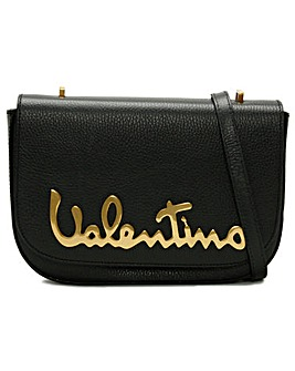 Mario Valentino Malawi Leather Satchel