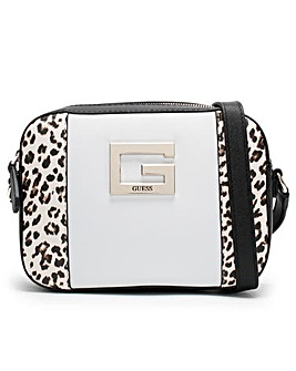 Guess Kamryn Colour Block Cross-Body