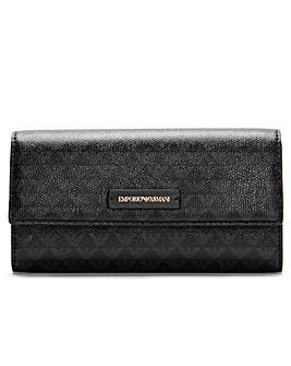 Emporio Armani Continental Zip Wallet