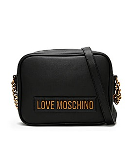 Love Moschino Logo Cross-Body Bag