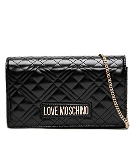 Love Moschino Diamond Check Evening Bag