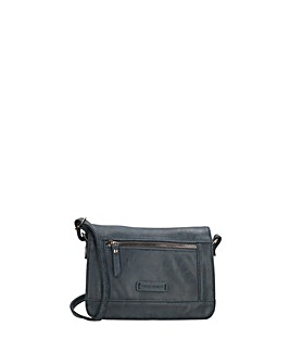 Enrico Benetti Noumea Full Flap Single Handle Shoulderbag
