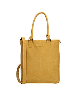"Enrico Benetti Metz Large Faux Leather 14"" Laptop Workbag"