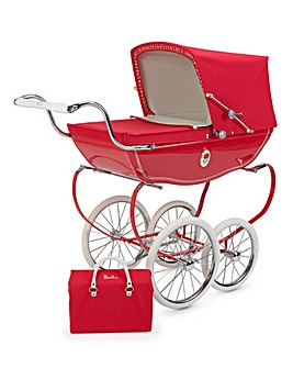 Silvercross Chatsworth Poppy Dolls Pram