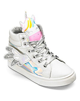 Unicorn Hi Top Trainers