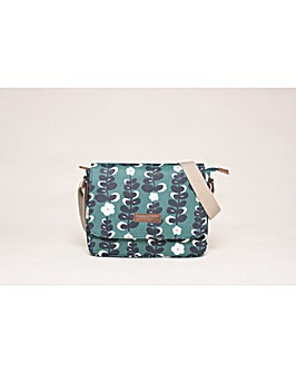 Brakeburn Trailing Flower Saddle Bag