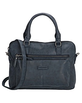 Enrico Benetti Noumea 2 Handle Faux Leather Tablet Workbag