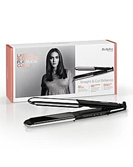 BaByliss 2480U Straight and Curl Brilliance Hair Styler