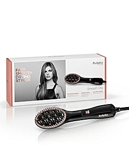 BaByliss 2772U Smooth Dry Hair Air Styler Hair Brush