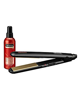 TRESemme Keratin Smooth Control 230 Hair Straightener and Marula Oil Set