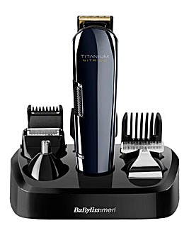 BaByliss For Men 7427U Titanium Nitrade Trimmer