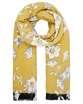 Accessorize Lily Orient Blanket Scarf