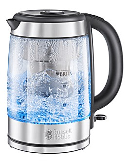 Russell Hobbs Illuminating Brita Kettle