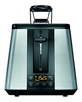 Hotpoint Digital Stainless Steel Toaster