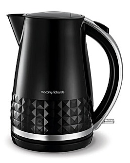 Morphy Richards Dimensions Black Kettle