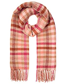 Accessorize Piccadilly Check Scarf