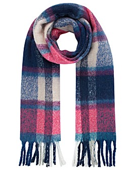 Accessorize Westminster Fluffy Scarf