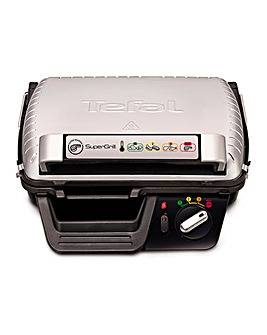 Tefal GC450B27 6 Portion SuperGrill